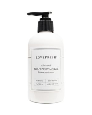 LOVEFRESH Grapefruit Lotion