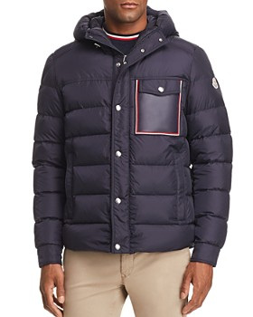 Moncler - Prevot Hooded Down Jacket, Maglia Flag Ringer Tee & Skinny Fit Chino Pants