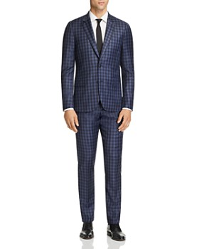 Paul Smith - Large Check Slim Fit Suit