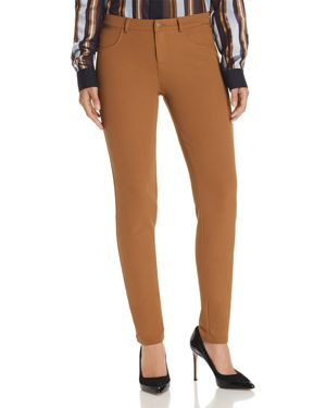 Mercer Acclaimed Stretch Mid-Rise Skinny Jeans, Maple