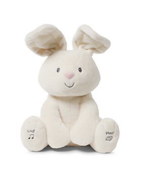 Gund - Flora the Animated Bunny - Ages 0+