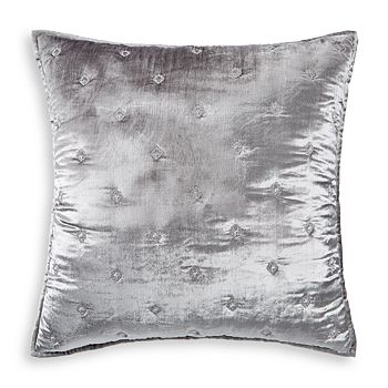 Hudson Park Collection - Woven Diamond Quilted Euro Sham - 100% Exclusive