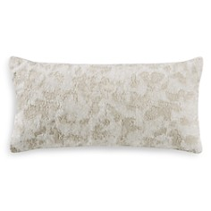"Hudson Park Collection - Marbled Deco Decorative Pillow, 12"" x 20"" - 100% Exclusive"