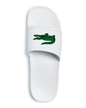 Lacoste - Men's Logo Slide Sandals