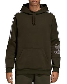 adidas Originals - Outline Hooded Sweatshirt