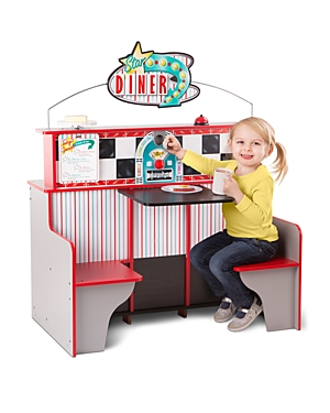 Melissa & Doug Star Diner Restaurant - Ages 3+