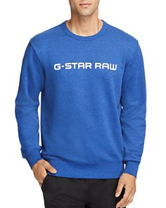 G-STAR RAW Loaq Logo-Print Sweatshirt - Bloomingdale's_0