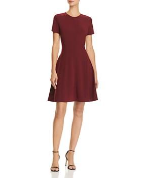 Theory - Modern Seamed Dress