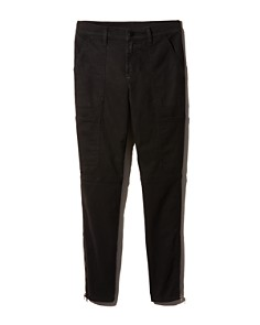 J Brand - Skinny Utility Pants in Black - 100% Exclusive
