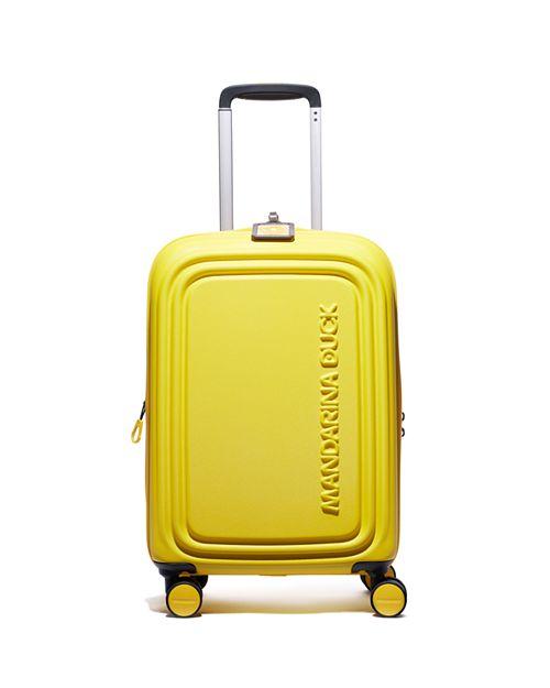 Mandarina Duck - Expandable Cabin Logo Duck Trolley - 100% Exclusive