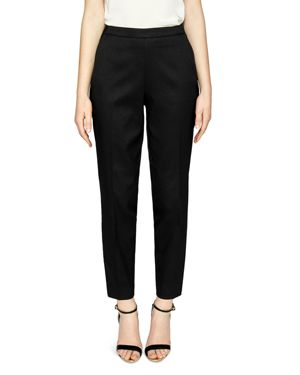 MIRAAT TEXTURED TAILORED PANTS