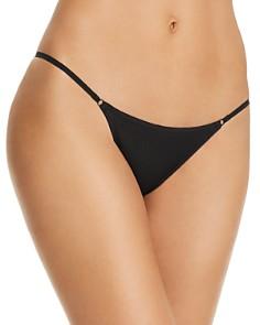 Heidi Klum Intimates - Gloss Bar Mesh Bikini