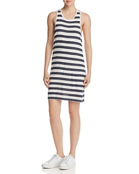 Splendid - Striped Racerback Tank Dress