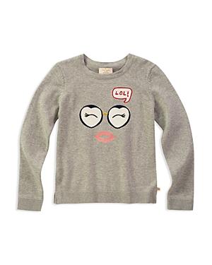 kate spade new york Girls Lol Sweater  Big Kid