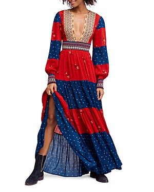 Free People Starlight Maxi Dress