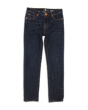 7 For All Mankind Boys' Slimmy Jeans in Encore - Big Kid 3029037