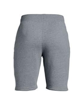 Under Armour - Boys' Logo Graphic Fleece Shorts - Big Kid