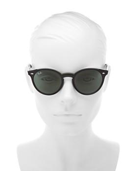 Ray-Ban - Women's Ray-Ban Blaze Round Sunglasses, 37mm