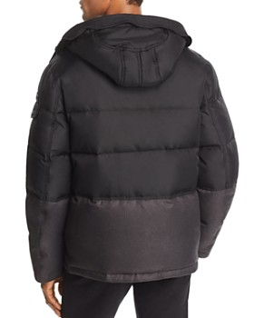 Marc New York - Stanton Hooded Puffer Coat