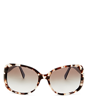 Prada Women\\\'s Square Sunglasses, 57mm