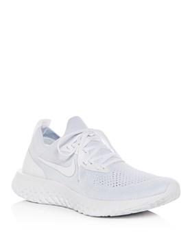 3fd165f8884e06 Nike - Women s Epic React Flyknit Lace-Up Sneakers ...