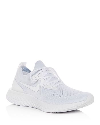 20a0436693e Nike - Women s Epic React Flyknit Lace-Up Sneakers