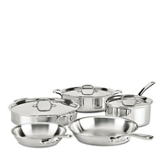 All-Clad - d3 Compact 8-Piece Set - 100% Exclusive