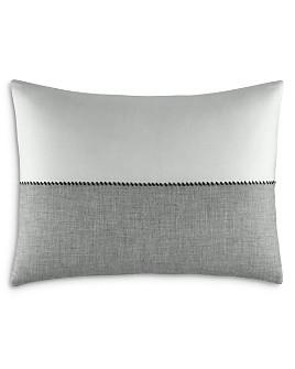 "Vera Wang - Color Block Decorative Pillow, 15"" x 20"" - 100% Exclusive"