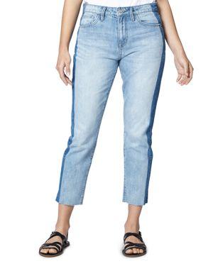 Sanctuary Vintage Straight-Leg Shadow Jeans in Lori Wash 3010512