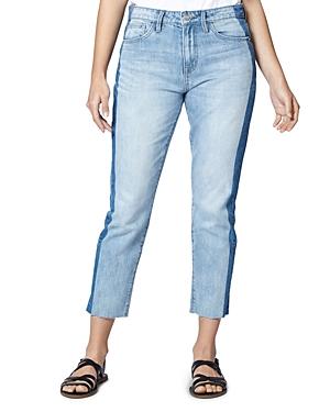 Sanctuary Vintage Straight-Leg Shadow Jeans in Lori Wash