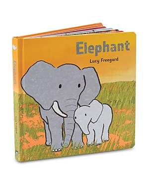 Jellycat Elephant Book - Ages 0+