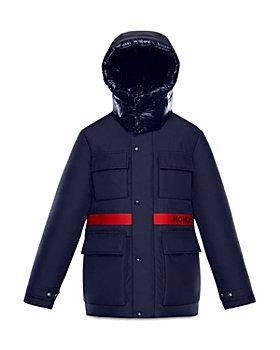 Moncler - Unisex Perpignan Mixed Media Down Jacket - Little Kid, Big Kid