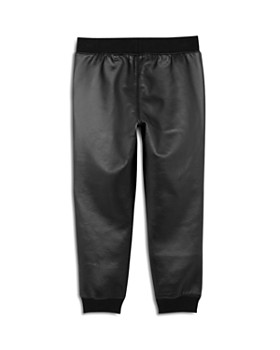True Religion - Boys' Faux-Leather Moto Pants - Little Kid, Big Kid