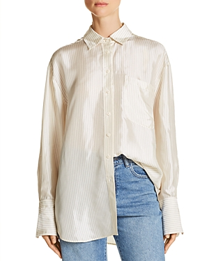 Elizabeth and James Turner Striped Shirt