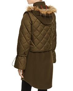 Joie - Hetal Two-Piece Layered Coat