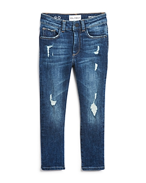 DL1961 Boys Brady Distressed Slim Jeans  Big Kid