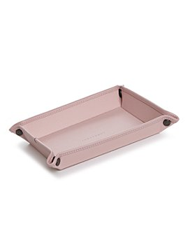 Longchamp - Le Foulonné Small Leather Money Tray