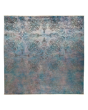 Bloomingdale's Vibrance 19 Hand Knotted Area Rug, 8' 10 x 8' 10