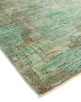 "Solo Rugs - Vibrance 27 Hand Knotted Area Rug, 7' 10"" x 9' 5"""