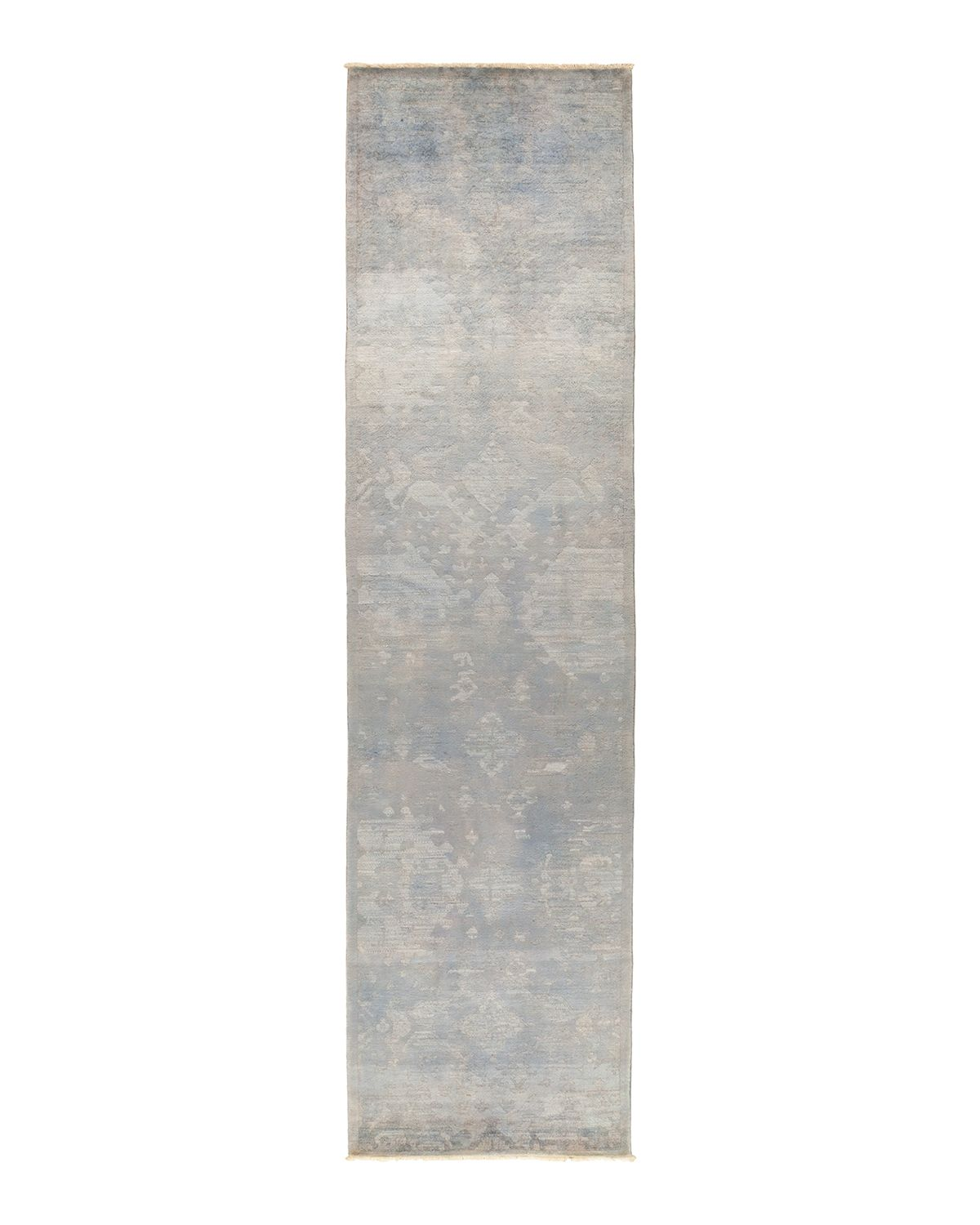 Solo Rugs Vibrance 56 Hand Knotted Runner Rug 3 2 X 12 4