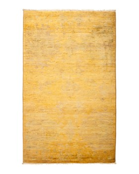 "Solo Rugs - Vibrance 55 Hand-Knotted Area Rug, 3' 1"" x 5' 2"""