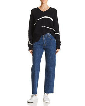 Elizabeth and James - Pemba Abstract Sweater