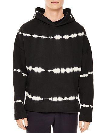 Sandro - Tie-Dye Hoodie Sweatshirt