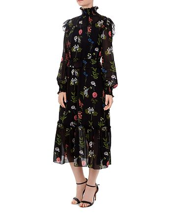 415855251b19dd Ted Baker - Simarra Florence Midi Dress