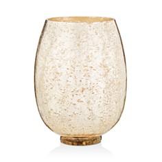 Illume - Vanilla Twilight Large Crackle Glass Candle