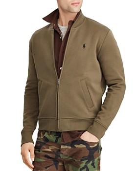 Polo Ralph Lauren - Double-Knit Bomber Jacket