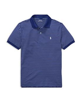 Ralph Lauren - Boys' Performance Stretch Lisle Polo - Big Kid