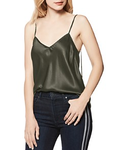 PAIGE - Cicely Silk Camisole Top