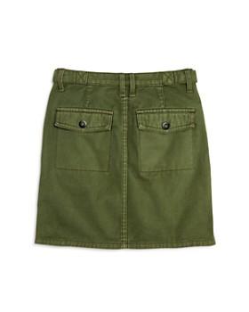 Habitual - Girls' Cassia Mixed-Fabric Skirt - Little Kid, Big Kid