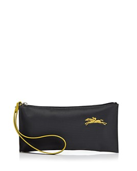 Longchamp - Le Pliage Club Medium Canvas Cosmetics Case